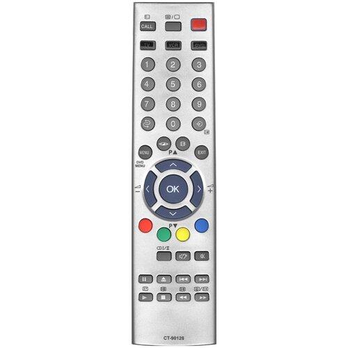 Фото - Пульт Huayu CT-90126 для телевизора Toshiba пульт huayu bn59 00609a для телевизора samsung