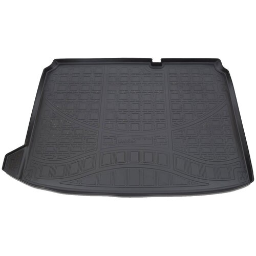 Коврик багажника NorPlast NPA00-T14-550 черный