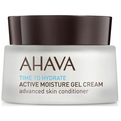 Купить AHAVA Time To Hydrate Active Moisture Gel Cream активно увлажняющий гель-крем для лица, 50 мл