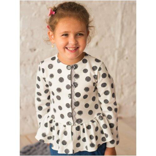 Блузка Золотой ключик размер 98 (26), бежевый, Рубашки и блузы  - купить со скидкой