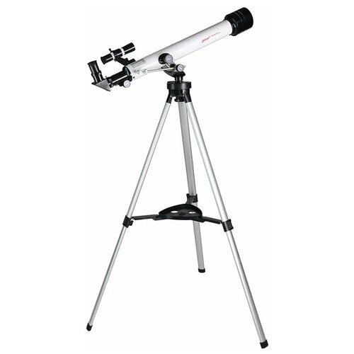 Фото - Телескоп Veber F 700/60TXII AZ белый/серый телескоп veber 360 50 в кейсе