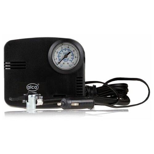 Автомобильный компрессор ALCA 232000 черный