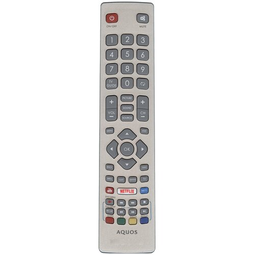 Фото - Пульт Huayu LC-40UG7252E для телевизора Sharp пульт huayu ga481wjsa для телевизора sharp