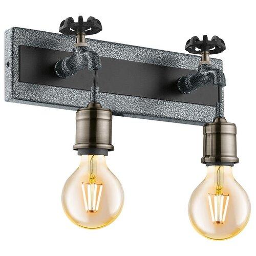 Настенный светильник Eglo Goldcliff 49102, 120 Вт недорого