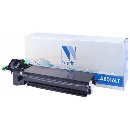 Фото - Картридж NV Print AR016LT для Sharp, совместимый картридж sharp ar016lt ar016t для копира sharp 5318