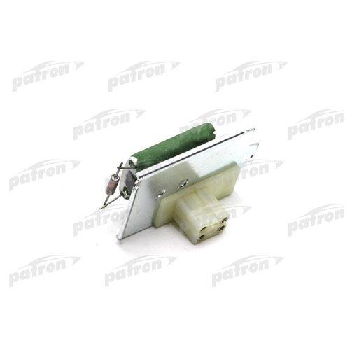 Резистор вентилятора отопителя PATRON P15-0052