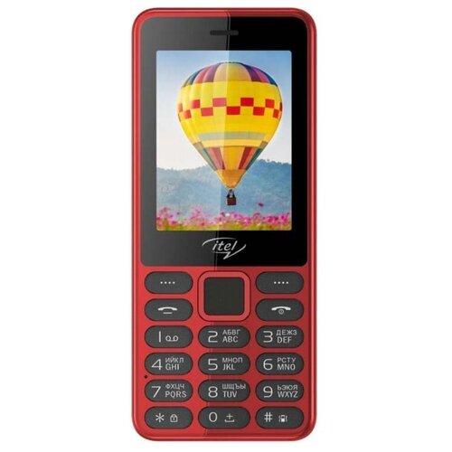 Телефон Itel it5022 красный