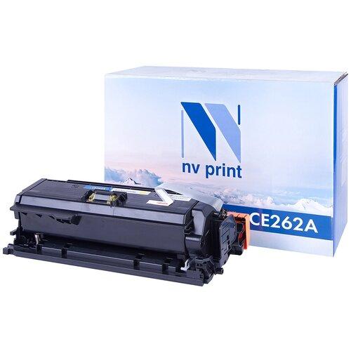Фото - Картридж NV Print CE262A для HP, совместимый картридж sakura ce262a совместимый