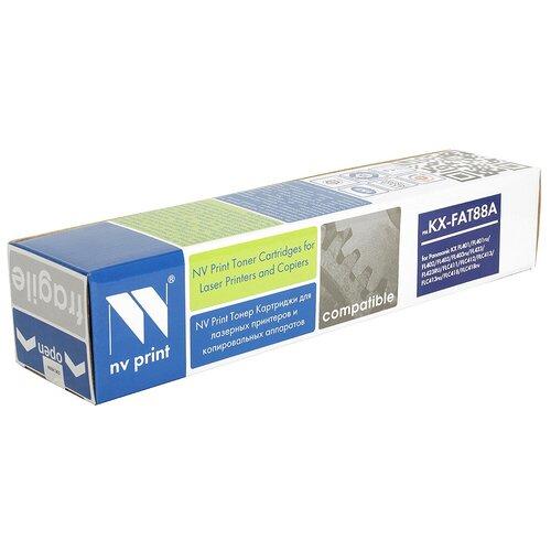 Фото - Картридж NV Print KX-FAT88A для Panasonic, совместимый картридж panasonic kx fat410a7