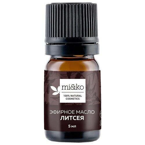 MI&KO эфирное масло Cosmos Organic Литсея кубеба, 5 мл