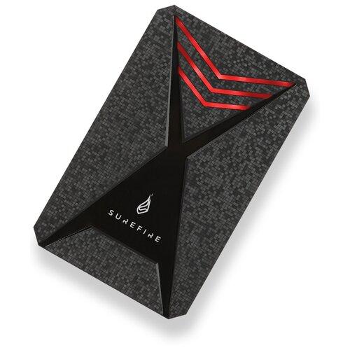 Фото - Внешний SSD Verbatim Surefire GX3 Gaming 512 GB, черный внешний ssd adata se800 512 gb синий