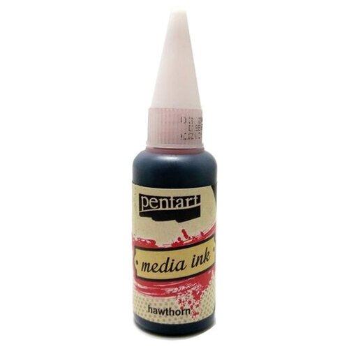 Алкогольные чернила боярышник (Hawthorn) 20 мл, Pentart