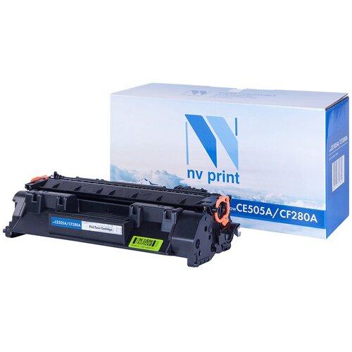 Картридж NV Print CF280A/CE505A для HP, совместимый картридж nv print cf411a для hp совместимый