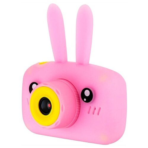 Фото - Фотоаппарат ZUP Childrens Fun Camera Rabbit розовый фотоаппарат children s fun camera микки с wi fi красный