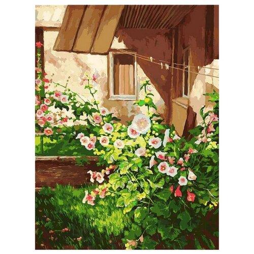 Фото - Белоснежка Картина по номерам Куст шток розы 30х40 см (089-AS) белоснежка картина по номерам солнечный кот 30х40 см 297 as