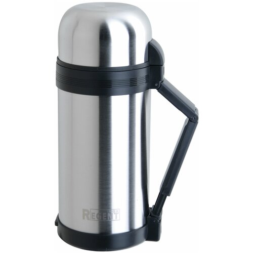 Термос для еды REGENT inox Universal 93-TE-U-1-1800, 1.8 л серебристый