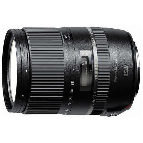 Фото - Объектив Tamron 16-300mm f/3.5-6.3 Di II VC PZD (B016) Nikon F объектив tamron 35mm f 2 8 di iii osd f053 черный