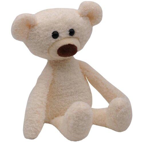 Мягкая игрушка UNAKY Soft toy Медвежонок Ермак белый 21 см