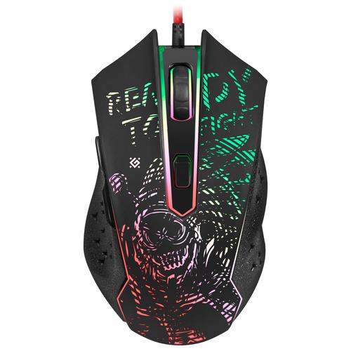 Мышь Defender Destiny GM-918, черный
