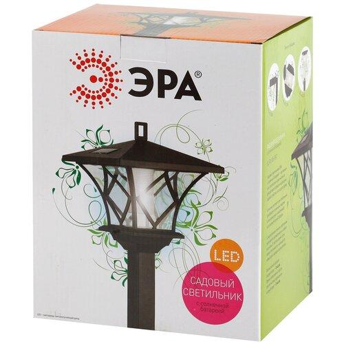 ЭРА Садовый светильник SL-PL155-PST