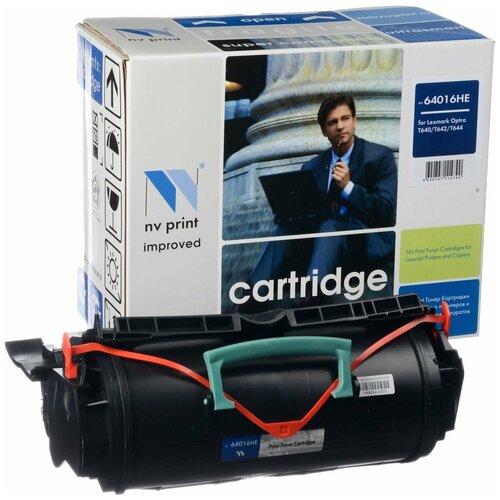 Фото - Картридж NV Print 64016HE для Lexmark, совместимый картридж nv print c950x2kg для lexmark совместимый