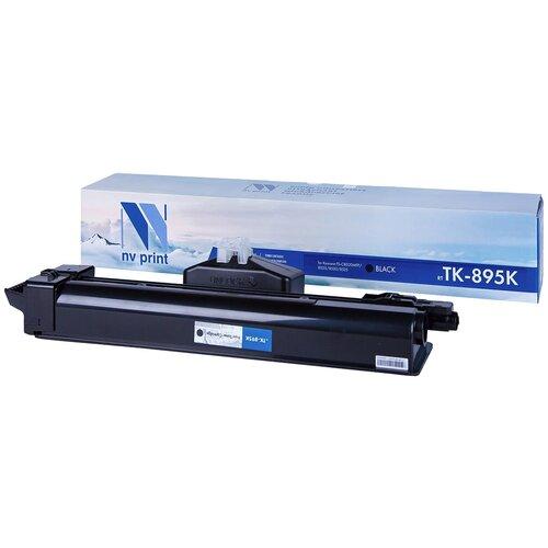 Фото - Картридж NV Print TK-895 Black для Kyocera, совместимый картридж nv print tk 895 yellow для kyocera совместимый