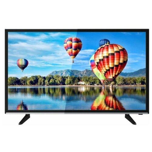 Фото - Телевизор Leff 32H120T 32 (2020), черный телевизор leff 32h111t белый