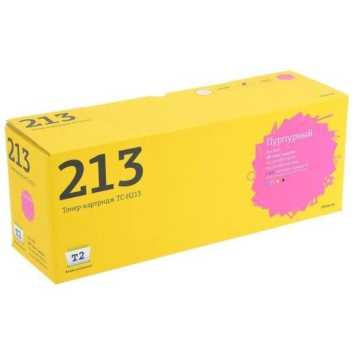 Фото - Картридж T2 TC-H213, совместимый картридж t2 tc hcf411x совместимый