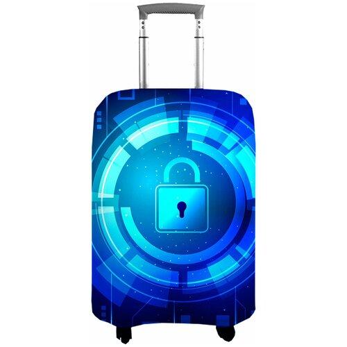 чехол на чемодан 18319 s 55 см Чехол на чемодан 18346, S (55 см)