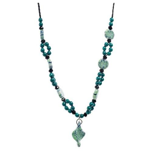 Фарфоровое ожерелье CMS-55/ 1 113-104663