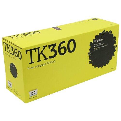 Фото - Картридж T2 TC-K360, совместимый картридж t2 tc h410x совместимый