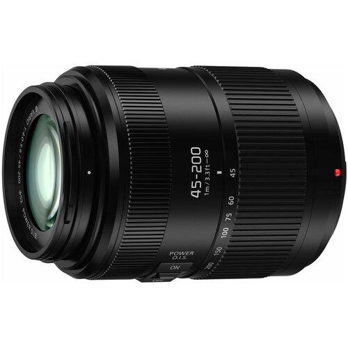 Фото - Объектив Panasonic 45-200mm f/4.0-5.6 II O.I.S. Lumix G Vario (H-FSA45200) объектив panasonic lumix h f008e g fisheye 8mm f3 5