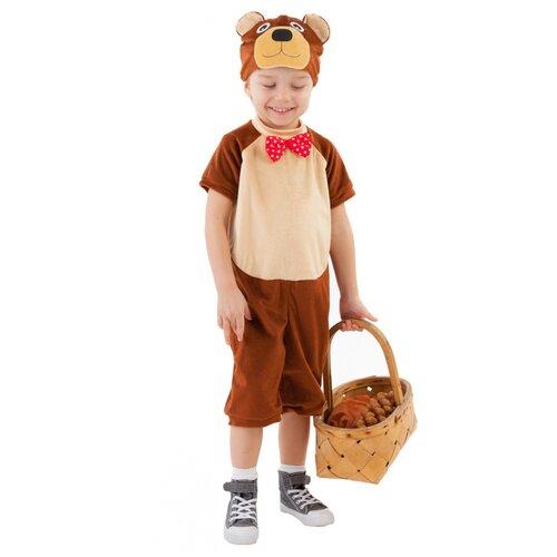 Фото - Костюм бурого медвежонка (8501), 104 см. костюм бурого медведя размер 46 48 11715
