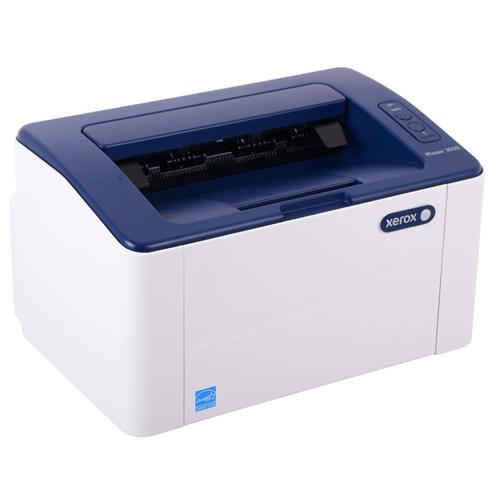 Фото - Принтер Xerox Phaser 3020BI, белый принтер xerox phaser 3020bi белый