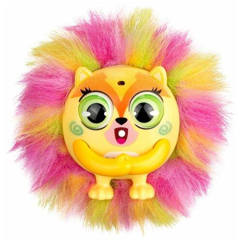 Купить Интерактивная мягкая игрушка Tiny Furries 83690 mocha, Роботы и трансформеры