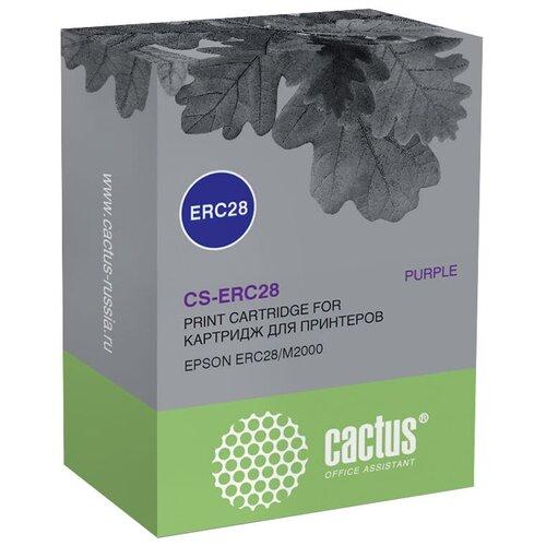 Фото - Картридж cactus CS-ERC28, совместимый картридж cactus cs eps189 совместимый