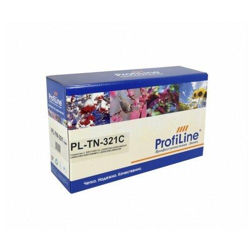 Фото - Картридж ProfiLine PL-TN-321-C, совместимый картридж profiline pl ce741a c совместимый