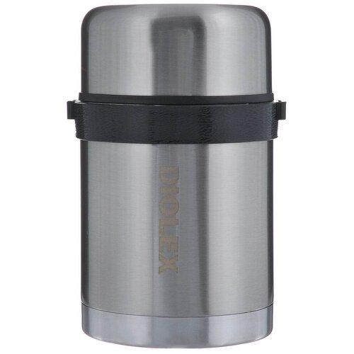 Классический термос Diolex DXF-800-1, 0.8 л серебристый