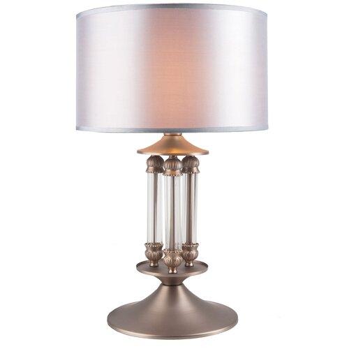 Настольная лампа Eurosvet Adagio 01045/1 сатин-никель, 40 Вт