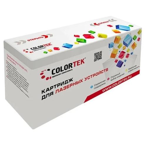 Фото - Картридж Colortek C-CB436A, совместимый картридж uniton cb436a совместимый
