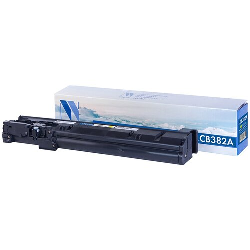 Фото - Картридж NV Print CB382A для HP, совместимый картридж nv print cf237x для hp совместимый