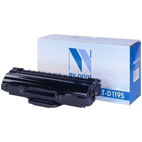 Фото - Картридж NV Print MLT-D119S для Samsung, совместимый картридж nv print mlt d101s для samsung совместимый