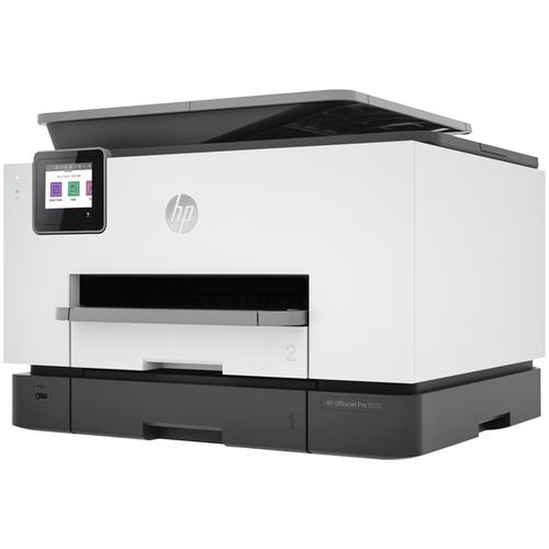 МФУ HP OfficeJet Pro 9020, белый/черный