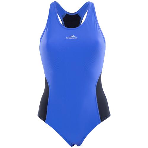 Купальник для плавания 25degrees Harmony Blue, полиамид, детский размер 34