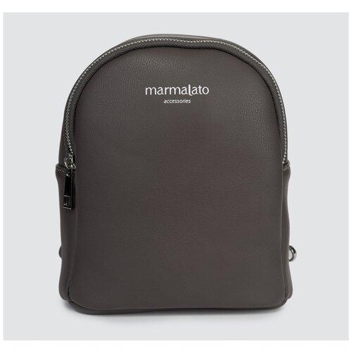 рюкзак женский tatonka magpie для учебы и работы цвет темно серый 17 л Рюкзак женский Marmalato темно-серый