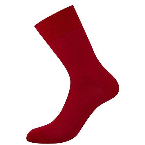 Фото - Носки Philippe Matignon PHM701, размер 45-47, rosso носки philippe matignon phm701 размер 45 47 nero