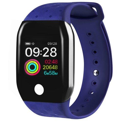 Умные часы GSMIN A88+ (2019), синий