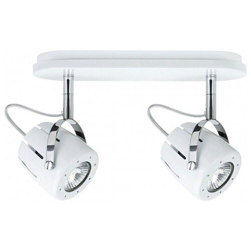 Спот Paulmann Mega 60277, 80 Вт, 2 лампы недорого