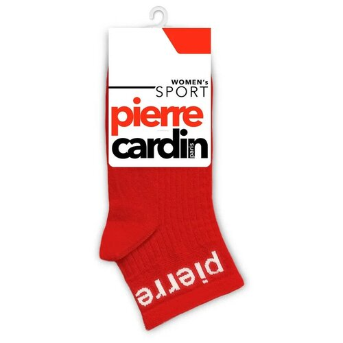 Носки Pierre Cardin 353, размер 38-40, красный