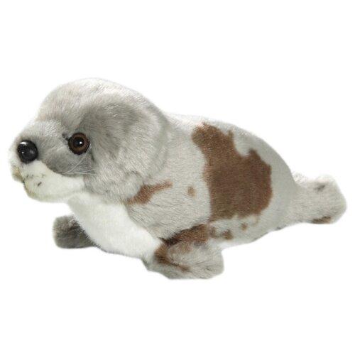 Мягкая игрушка Leosco Серый пятнистый тюлень 24 см